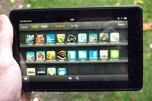 The Kindle Fire is dead, long live Kindle Fire 2. Tablets, Amazon, Amazon Kindle Fire 0