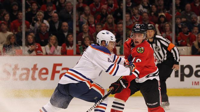 Jonathan Toews #19 Of The Chicago Blackhawks Fires Getty Images