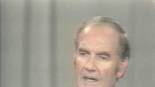 George McGovern Accepts Presidential Nomination