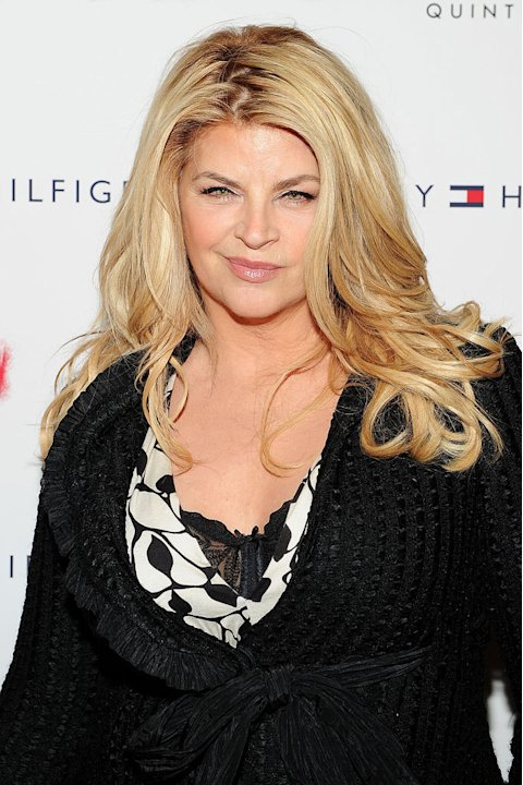 "Kirstie Alley attends ""The Runaways"" New York premiere at Landmark Sunshine Cinema on March 17, 2010 in New York City."