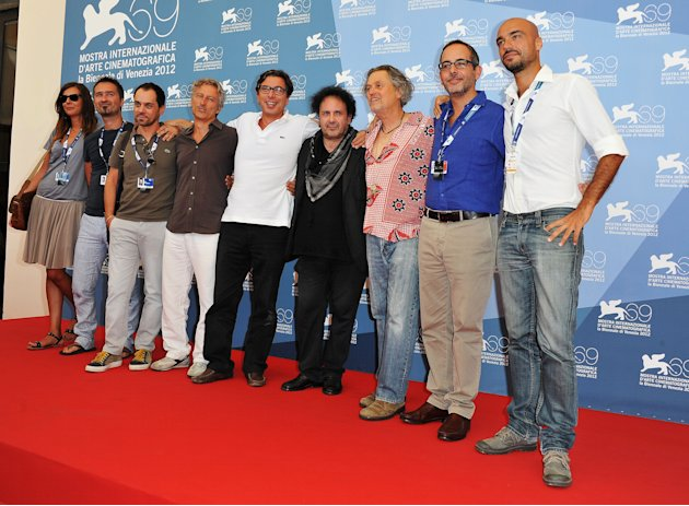 """Enzo Avitabile Music Life"" Photocall - The 69th Venice Film Festival"