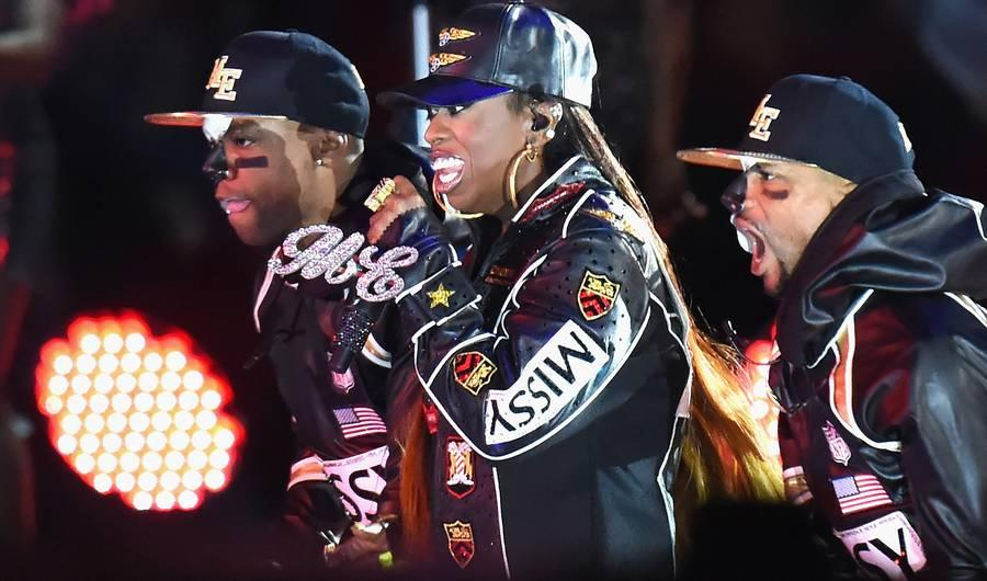 """Missy Elliott Dropped a New Song, """"Pep Rally,"""" Just in Time for Super Bowl 50"""