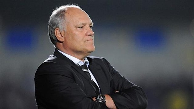 Martin Jol is set to field a strong side against Everton