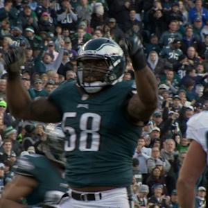 'Inside the NFL': Tennessee Titans vs. Philadelphia Eagles highlights