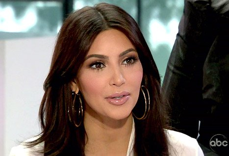 Barbara Walters Grills Kim Kardashian on Sex Tape, Lack of &quot;Talent&quot;