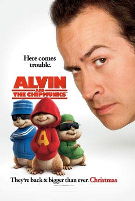 20th Century Fox's Alvin and the Chipmunks