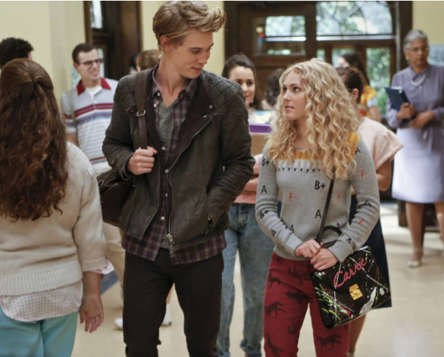 """The Carrie Diaries"" …"