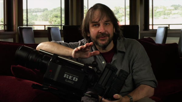 Peter Jackson takes us on a tour of the tech behind The Hobbit