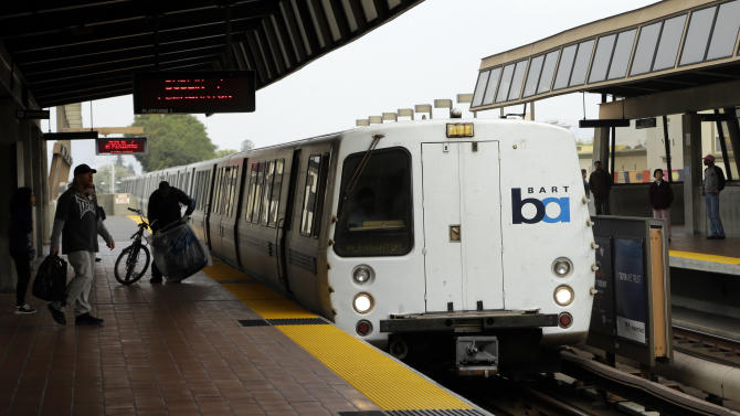 SF-area transit strike averted _ at least for day
