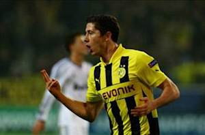 Lewandowski fit to face Real Madrid