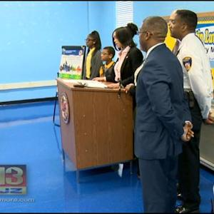 City Officials Unveil 6-Week Criminal Justice Camp For Youngsters