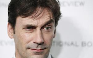 Jon Hamm Is Game; Old Beach Boys Save New Beach Boys