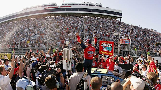 By the Numbers: STP Gas Booster 500