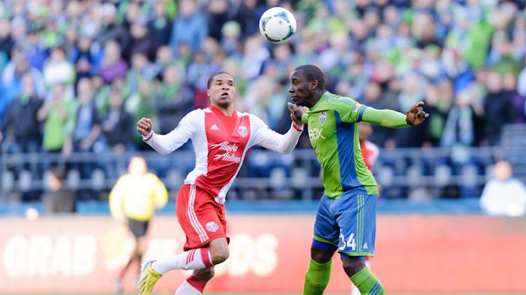 MLS: Portland Timbers at Seattle Sounders