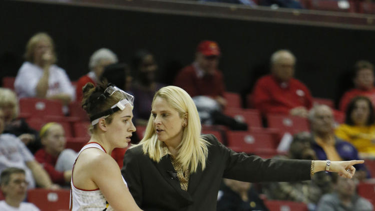 NCAA Womens Basketball: North Carolina State at Maryland