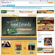 Conagra What's so Funny website