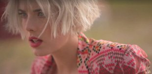 WATCH: Agyness Deyn For Rebecca Minkoff Video