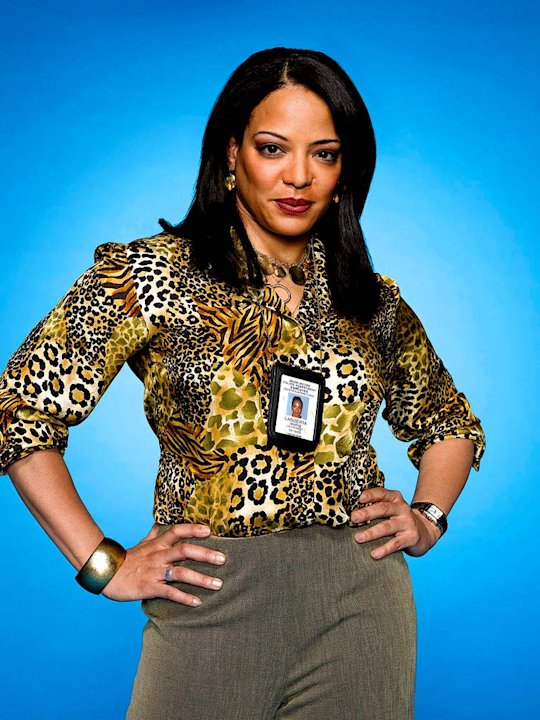 Lauren Velez stars as Lt. Laguerta on Dexter.