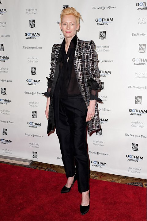 21st Annual Gotham Independent Film Awards 2011 Tilda Swinton