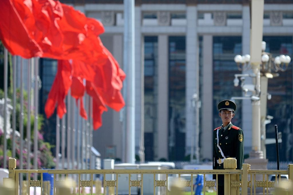 China to flex military muscle in WWII parade