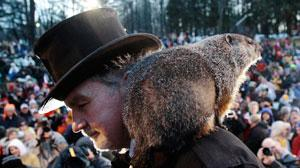 Punxsutawney Phil Isn't Always Right