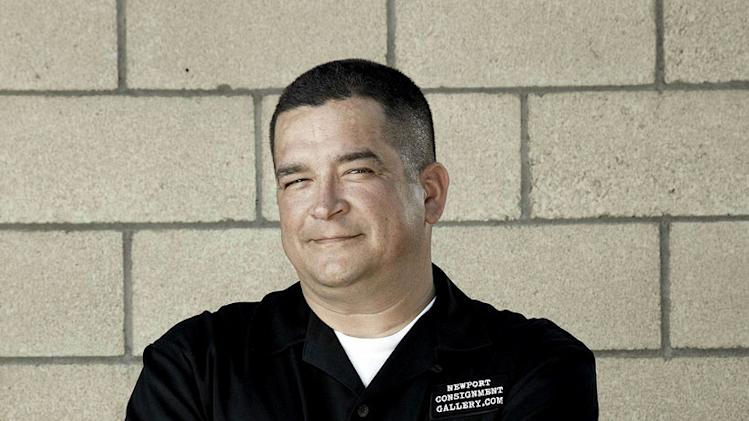 "Buyer Dave Hester on ""Storage Wars."""