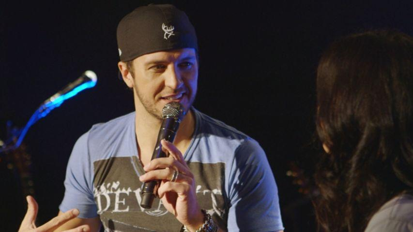 Luke Bryan Interview (ACM Sessions)