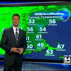 WBZ AccuWeather Forecast For August 21