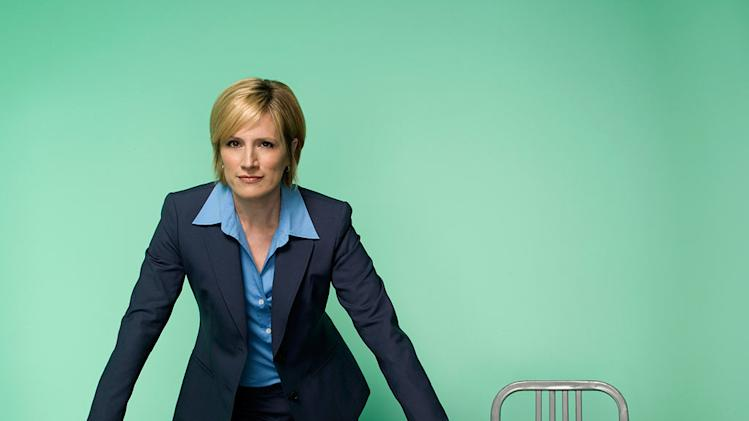 "Kirsten Nelson stars as Karen Vick in ""Psych."""