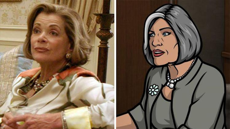 "Jessica Walter: ""Arrested Development"" and ""Archer"""