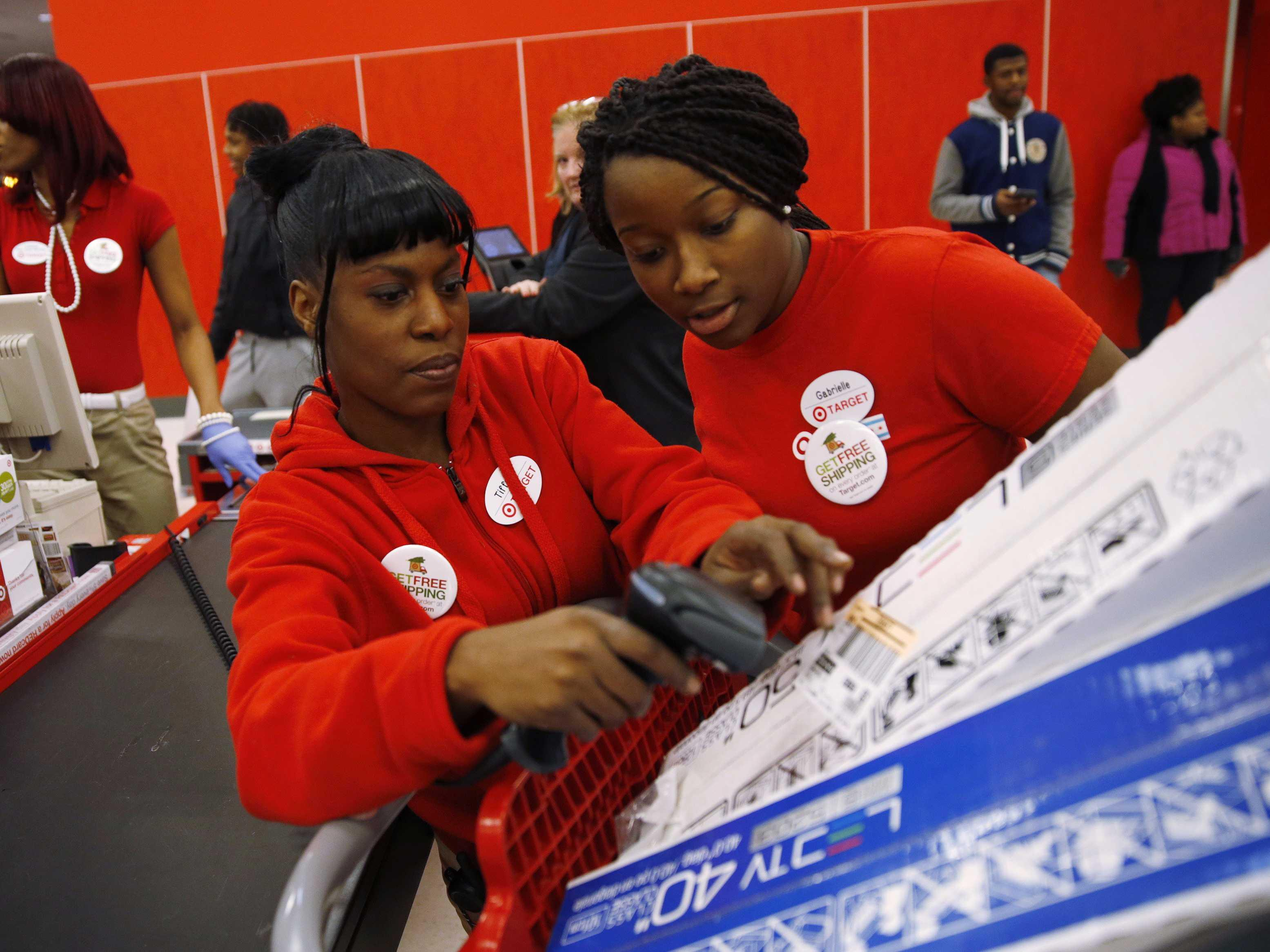 Target is firing thousands of workers