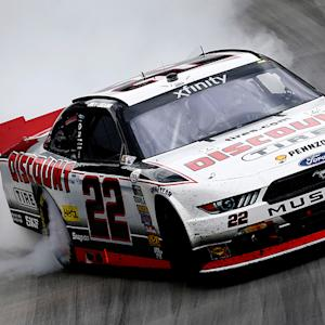 Domination and perfection for Logano
