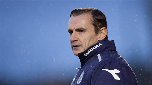 Danny Lennon is fully focused on the League Cup final