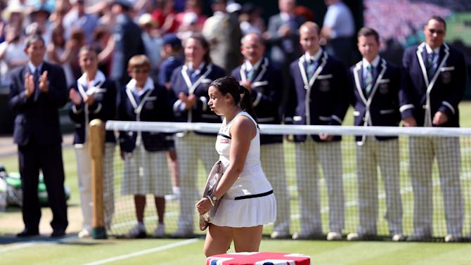 Tennis - 2013 Wimbledon Championships - Day Twelve - The All England Lawn Tennis and Croquet Club
