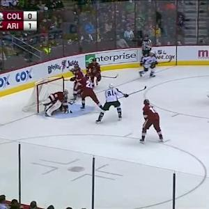 Mike Smith Save on Maxime Talbot (04:47/1st)
