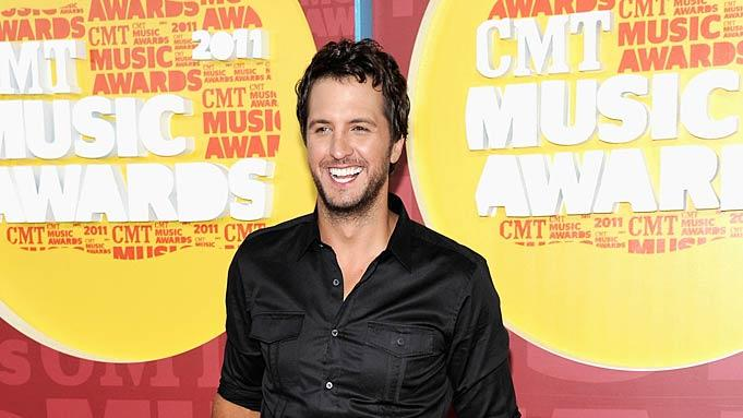Luke Bryan CMT Awards