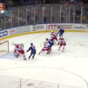 Cam Ward Save on Michael Grabner (14:24/3rd)