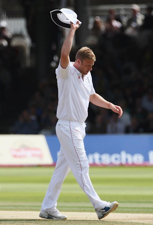 England v Australia - npower 2nd Ashes Test: Day Five