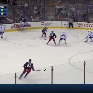 Toronto Maple Leafs at Columbus Blue Jackets - 10/31/2014