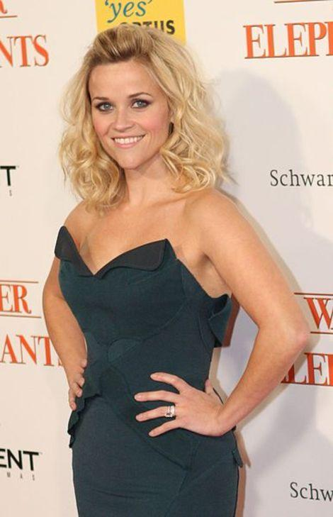 Reese Witherspoon was  born in New Orleans.