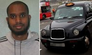 Terror Suspect 'Escaped In Black Cab'