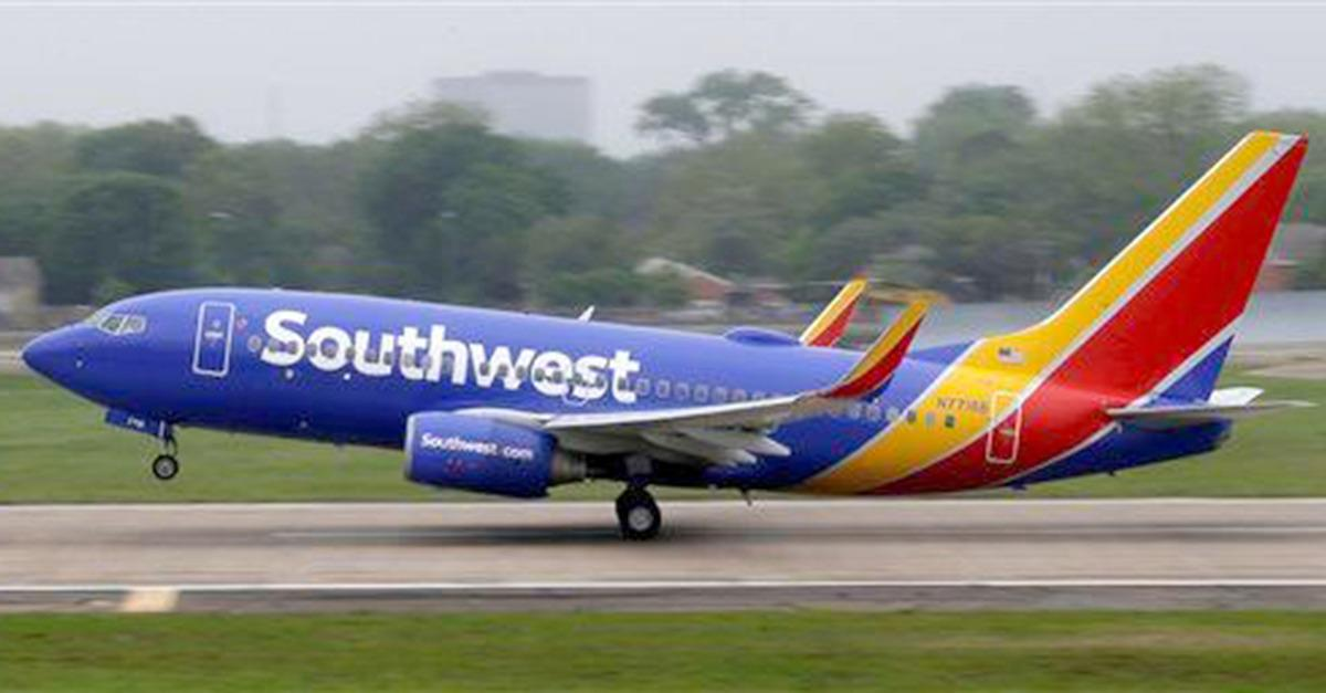 Southwest Rushes Woman Home to Son in Coma