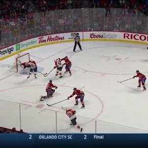 Carey Price Save on Brian Campbell (12:32/2nd)