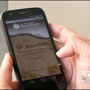 New App Allows San Francisco Beachgoers To Check Water Quality