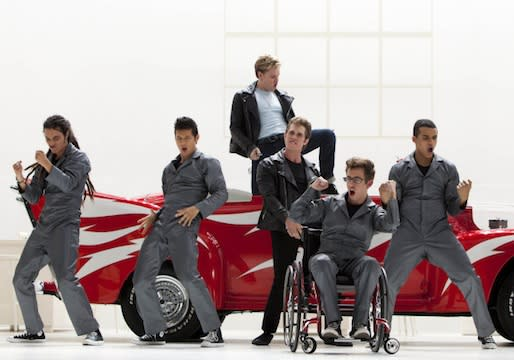 Glee Recap: They Went Back to Ohio