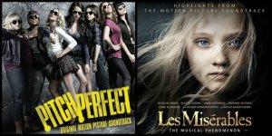 'Pitch Perfect,' 'Les Miserables' Soundtracks Spell Chart Success for Republic