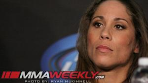 Liz Carmouche Feeling No Pressure Heading into Historic Fight with Ronda Rousey