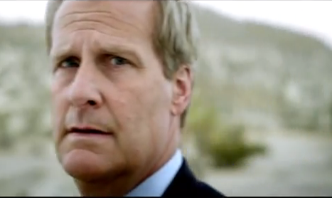 'Newsroom' Season 2 Promo: Jeff Daniels and the Desert