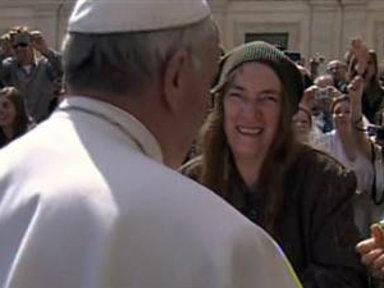 Patti Smith Meets the Pope