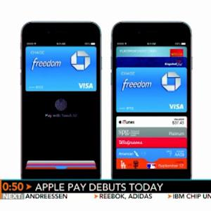 Apple Pay Makes Its Debut Today